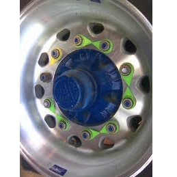 truck wheel nut indicators