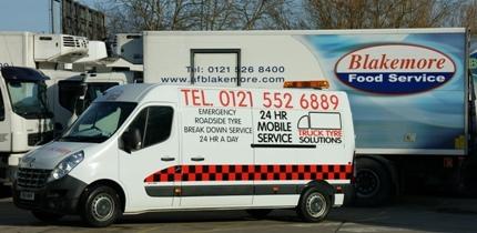 mobile tyre service birmingham